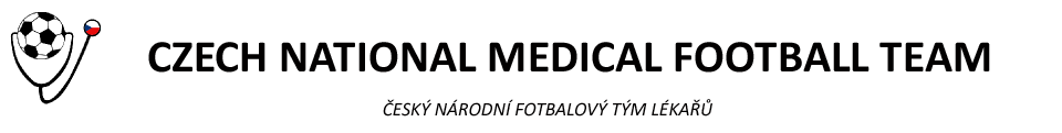 Czech national medical football team